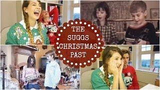 The Suggs Christmas Past   Zoella