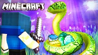 BOSS BATTLE! FINDING TWILIGHT FOREST!   Krewcraft Minecraft Survival   Episode 5