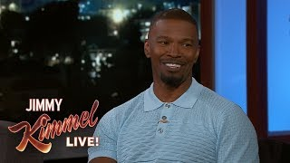 Jamie Foxx on LeBron James & Huge House Parties