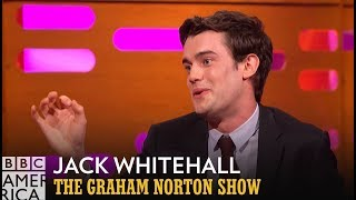Jack Whitehall Recalls His Weird Gig At Kensington Palace - The Graham Norton Show