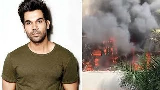David Dhawan Wishes To Work With Rajkummar   Fire Breaks Out At RK Studios, No Causalities Reported