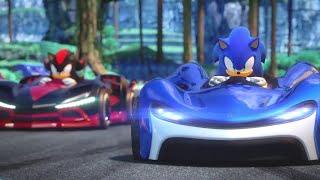 Team Sonic Racing Gameplay Trailer