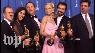 To see Weinstein's influence in Hollywood, look no further than the Oscars