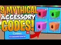 9 MYTHICAL ACCESSORY CODES IN ROBLOX MIN...mp3