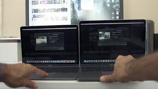 MacBook Pro (2016) vs MacBook: Speed Test!