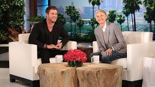 Chris Hemsworth on His Children