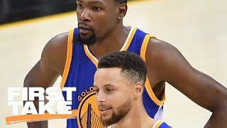 Would A Sweep Give Warriors Title As G.O.A.T.? | First Take | June 9, 2017
