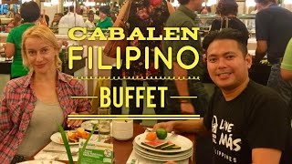 Cabalen All Filipino Buffet Glorietta Ayala Center Makati Metro Manila by HourPhilippines.com