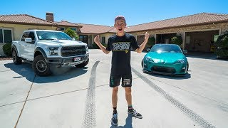 BUYING MY DREAM HOUSE AT 18 YEARS OLD! *EXCLUSIVE TOUR*