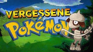 Meine 10 Pokémon, die komplett untergegangen sind!