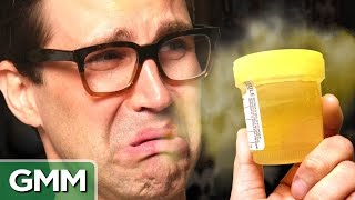 Insane Pee Smelling Experiment