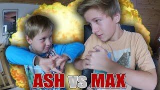ASH vs MAX - Clash Royale Challenge - TipTapTube  // Reupload