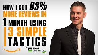 HOW TO GET REVIEWS ON AMAZON   HOW I GOT 107 REVIEWS IN 7 DAYS -TUTORIAL !