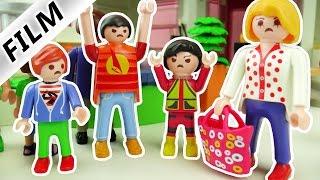 Playmobil Film Deutsch - KIND ODER MUTTER?! GROßER JULIAN & MUTTER DRÄNGELN SICH VOR! Familie Vogel