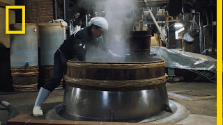 A 750-Year-Old Secret: See How Soy Sauce Is Still Made Today   Short Film Showcase