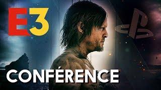 E3 2018 : La conférence PLAYSTATION
