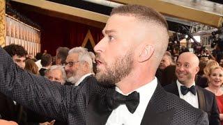 Justin Timberlake Oscars Opening Performance - Can