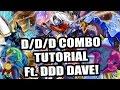 HOW TO: BASIC D/D/D COMBOS FT. D/D/D DAV...mp3