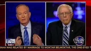 Sen. Bernie Sanders on The O