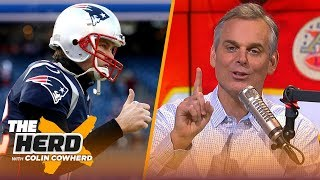 Colin Cowherd plays the 3-Word Game after NFL Divisional Round | NFL | THE HERD