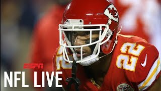 Chiefs agree to trade Marcus Peters to Rams   NFL Live   ESPN