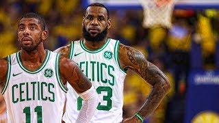 If LeBron James Joined The Boston Celtics (Parody)