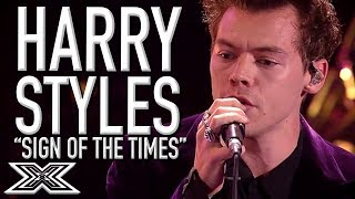 HARRY STYLES Performs