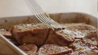 How to Make Easy Baked French Toast