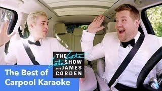 The Best of Carpool Karaoke with James Corden