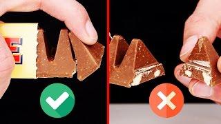 10 Lebensmittel die wir alle falsch essen!