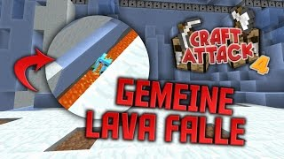 GEMEINE LAVAFALLE AN DER EISMAUER | CRAFT ATTACK SEASON 4