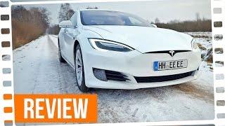 Ein Auto zum ZOCKEN? - Tesla S (2017) - Review