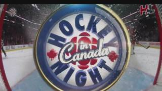 Montreal Canadians scores 3 goals in 1 minute