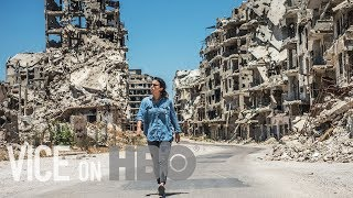 This Is What Life Is Like Inside Assad