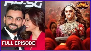 Shahid Kapoor Unhappy About Padmavati Promotions | Virat-Anushka Together At An Event