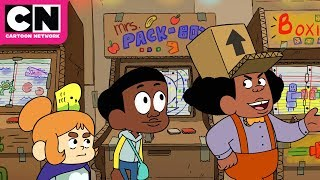 Craig of the Creek | Craig Visits Cardboard City | Cartoon Network
