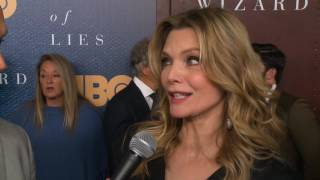 Michelle Pfeiffer talks first time she heard Bruno Mars