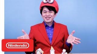 Super Mario Odyssey Dev. Talk - ft. Mr. Koizumi