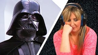 People Watch Star Wars For The First Time
