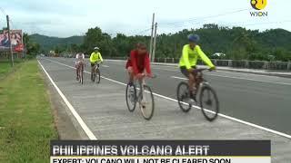 Philippines volcano alert at high level