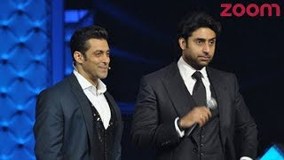 WOW! Abhishek Bachchan And Salman Khan To Share Screen Space Together | Bollywood News