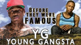 YG | Before They Were Famous