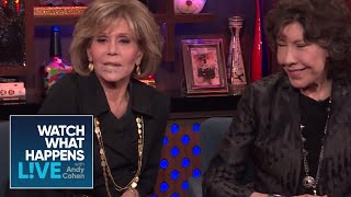 Did Donald Trump Ever Ask Jane Fonda Out?   WWHL