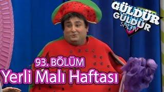 Güldür Güldür Show 93. Bölüm, Yerli Malı Skeci