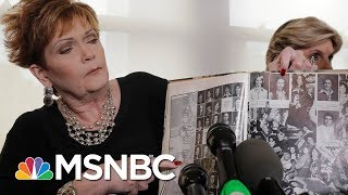 Roy Moore Accuser Beverly Nelson Young Says She Added Notes To Yearbook Message | MSNBC