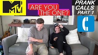 "PRANK CALLING MTV  ""ARE YOU THE ONE?"" CAST     Zak Longo & Devin Walker"