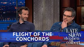Flight Of The Conchords Explain Where They