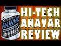 Anavar by Hi-Tech reviews Muscle Buildermp3