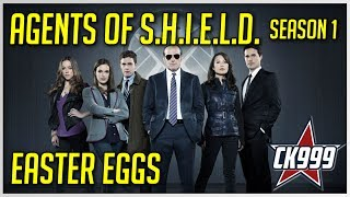 Top Easter Eggs in Agents Of S.H.I.E.L.D. Season 1