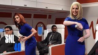 Virgin Flight - Saturday Night Live
